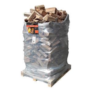 Vente de bois de chauffage Bucheafeu : Bûches Premium Crépito® - 25 cm