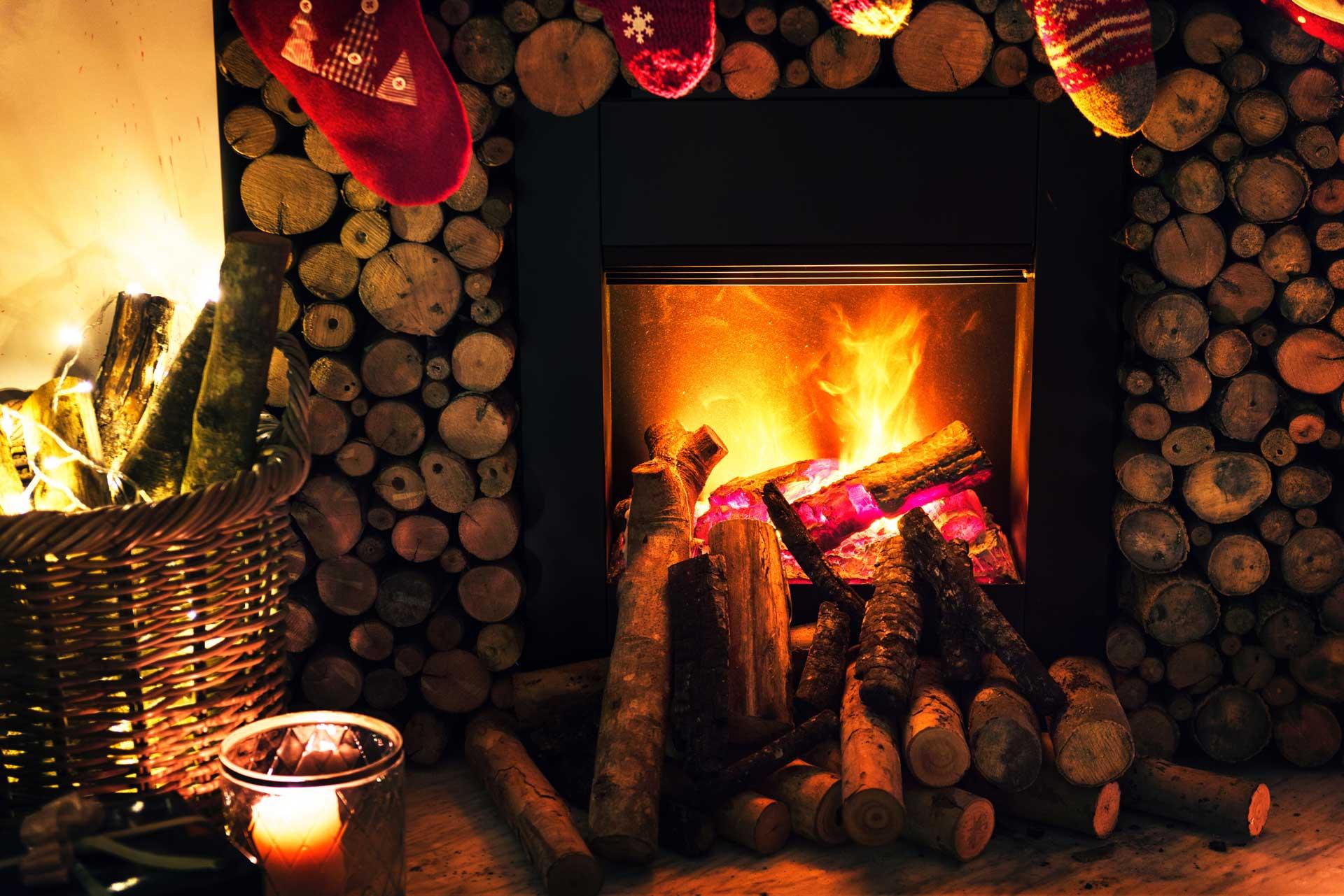Fermeture annuelle Fermeture annuelle pour Noël - Bucheafeu dans le Gard Noël - Bucheafeu