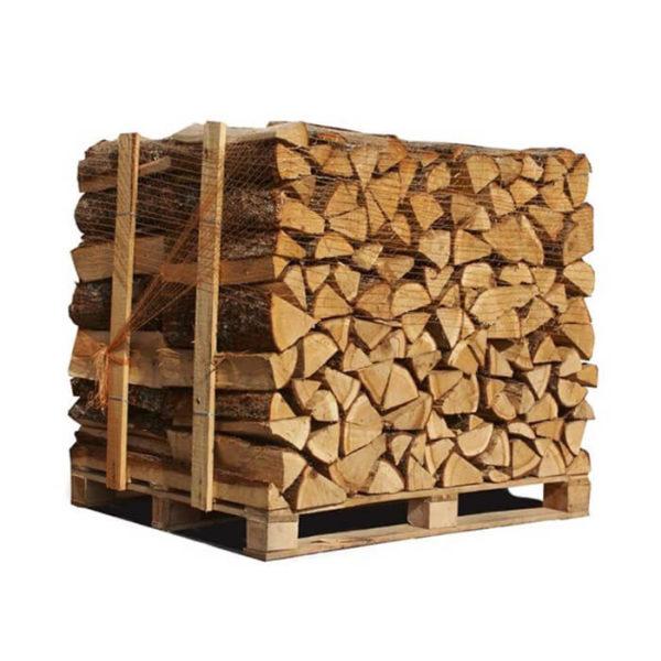 Vente de bois de chauffage Bûches de chêne blanc 33 cm Bucheafeu