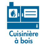 Icône vente de bois pour cuisinière à bois Bucheafeu