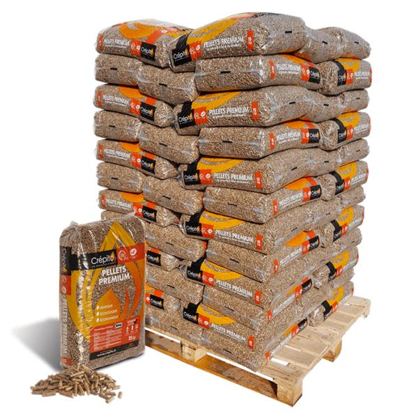 Nouveauté Bucheafeu : les pellets Premium Crépito® - Actualités