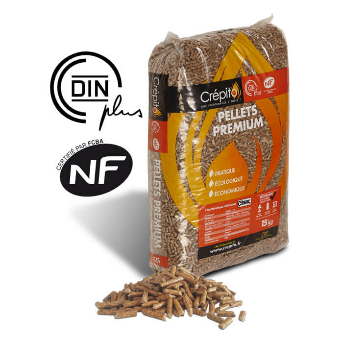 Nouveauté Bucheafeu : les pellets Crépito® - Actualités
